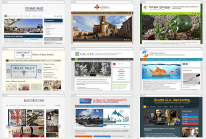 Exemples de sites 6temflex