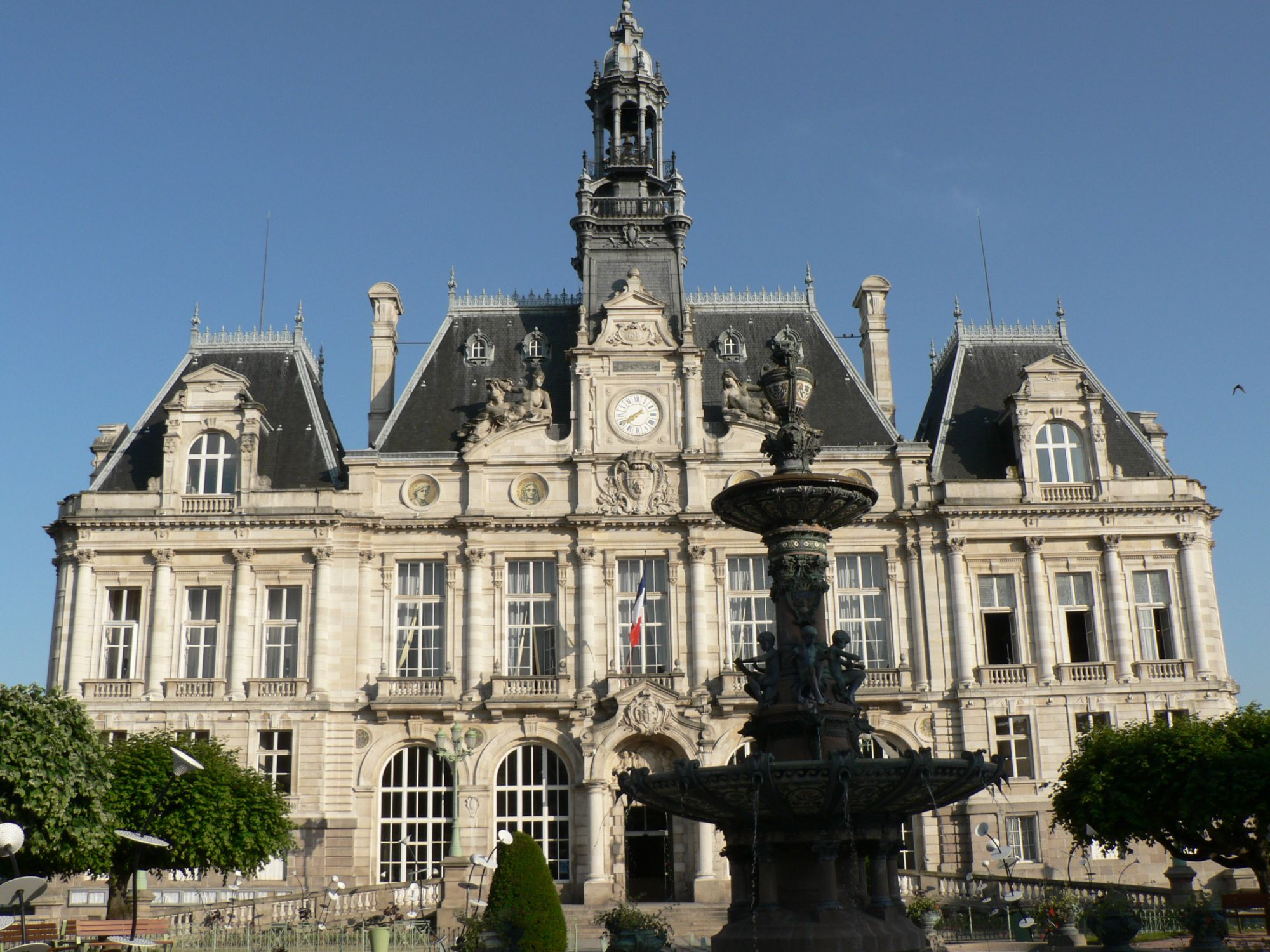 Limoges_Mairie